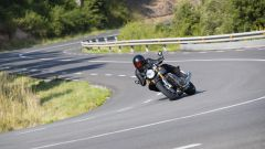 Triumph Thruxton RS: vista frontale