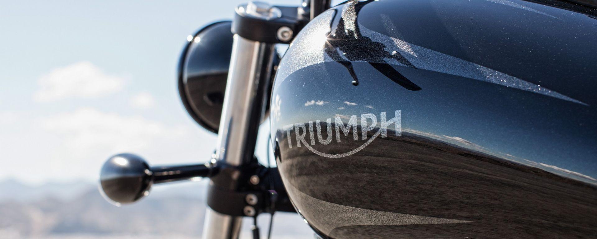 Triumph Thunderbird Nightstorm