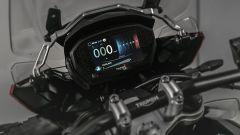 Triumph Tiger 1200 XCA: il quadro strumenti digitale