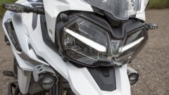 Triumph Tiger 1200 XCA: le luci sono full LED