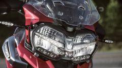 Triumph Tiger 1200 XRT: i fari full LED