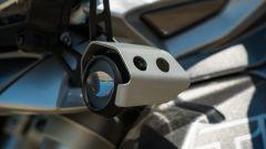 Triumph Tiger 800 XRT, i fari a LED supplementari