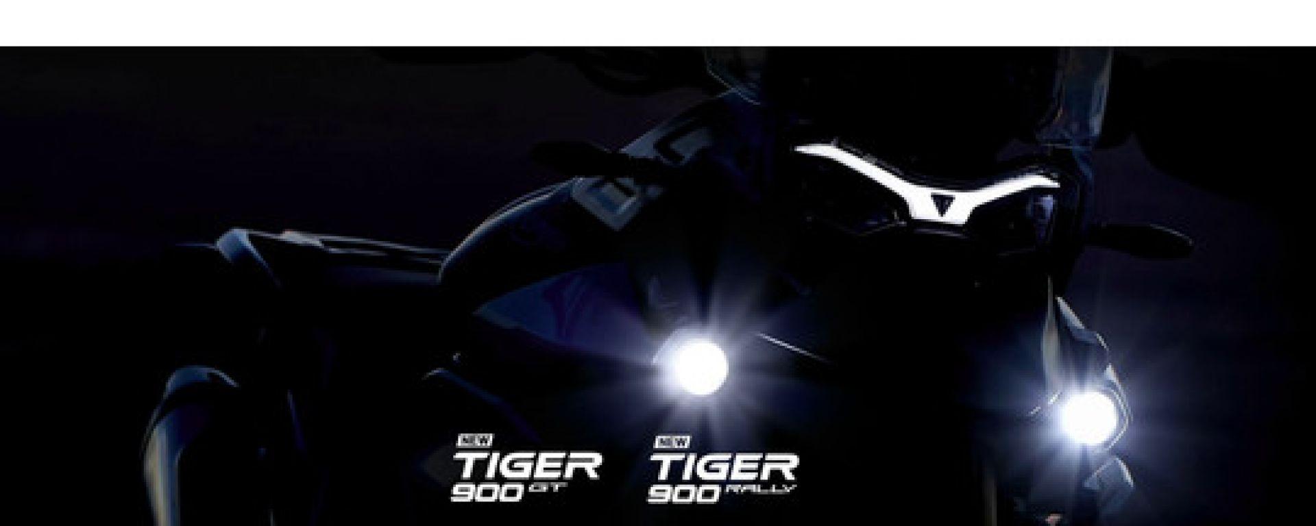 Triumph Tiger 900: ecco com'è e quando arriva