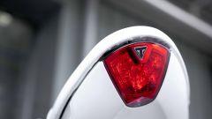 Triumph Trident 2021: dettaglio del faro posteriore