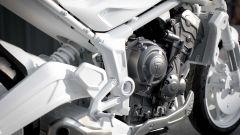 Triumph Trident 2021: il telaio è inedito