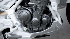 Triumph Trident 2021: sarà l'unica naked entry level con motore a 3 cilindri