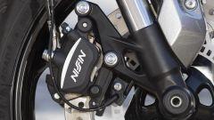 Triumph Trident 660, che sorpresa l'inglesina! La video prova su strada - Immagine: 9