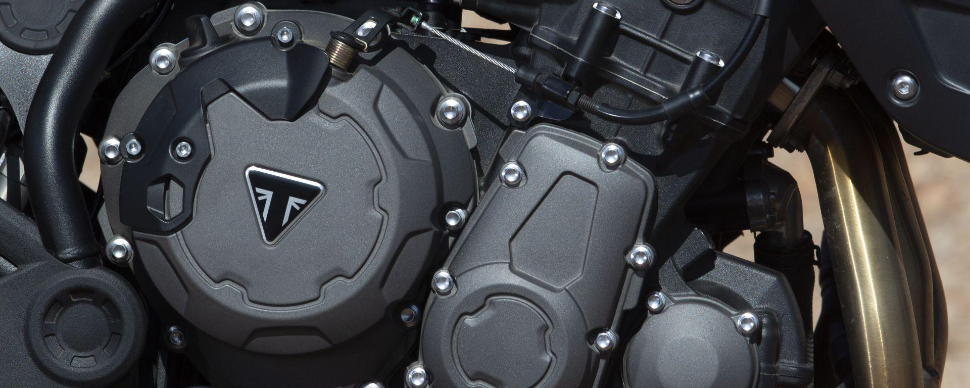 Triumph: una Tiger 850 Sport in arrivo?