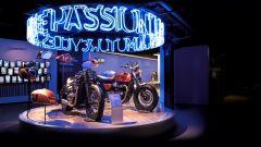 Triumph Visitor Experience: due special da museo