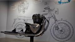 Triumph Visitor Experience: il motore della Bonneville