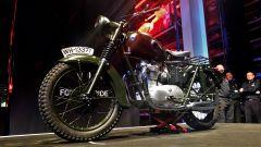Triumph Visitor Experience: la moto di Steve McQueen