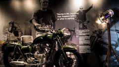 Triumph Visitor Experience: la moto guidata da Steve McQueen ne La Grande Fuga