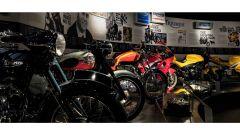 Triumph Visitor Experience: moto storiche in parata
