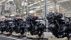 Triumph Visitor Experience: motori pronti per l'installazione