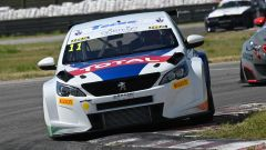 Trofeo Supercup 2020, Magione: la Peugeot 308 TCR di Arduini e Bodega | Foto: 2/4
