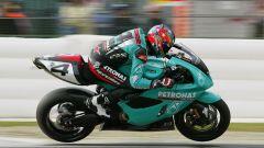 Troy Corser con la Petronas FP1