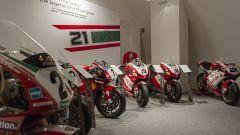 Troy Story: al Museo Ducati la mostra con le moto di Bayliss