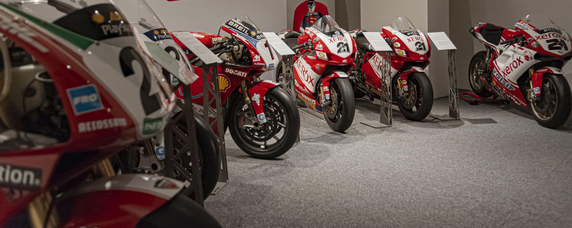 Troy Story: al Museo Ducati la mostra temporanea dedicata a Bayliss