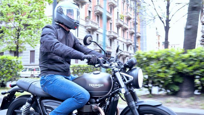 Tucano Urbano AIRSCUD: il nuovo airbag moto