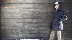 Tucano Urbano: Giacca Car Coat Straficus, protezioni su spalle e gomiti e tasca per paraschiena