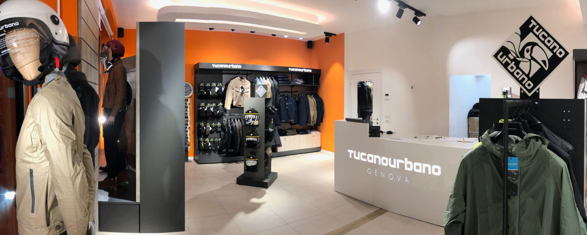 Tucano Urbano: nuovi store a Genova e Milano