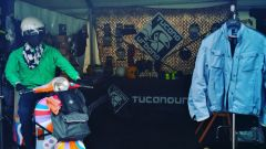 Tucano Urbano presente al Wheels and Wave e ai Vespa World Days - Immagine: 2