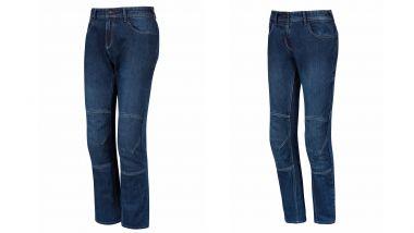 Tucson, i nuovi Jeans di Hevik: da uomo (a sinistra) e da donna (a destra)