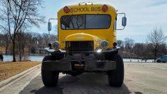 Supercar? No, metto il V8 Hellcat nello scuolabus dei Simpson - Immagine: 6