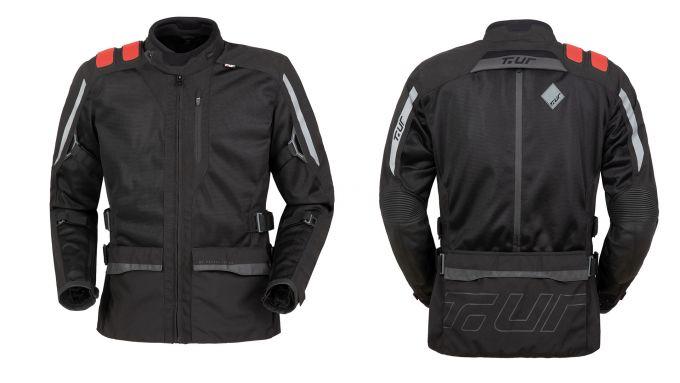 T.ur giacca J-Tour black