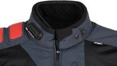 T.ur particolare della giacca J-Four dark blue