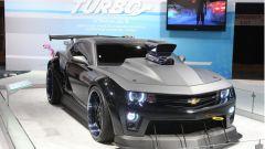 Turbo: una Camaro celebra il nuovo cartoon  - Immagine: 12