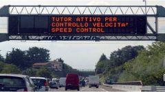 Eccesso di velocità, multa nulla se tutor viene usato come autovelox