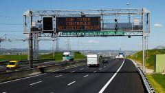 Tutor Autostrade, 1.060 km coperti dalle telecamere