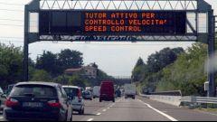 Nuovi Tutor Autostrade, attivi da venerdì 27 luglio. La mappa completa