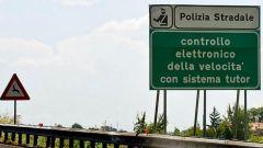 Autostrade, sentenza clamorosa: il sistema Safety Tutor va rimosso