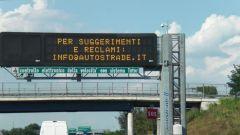 Tutor autostrade illegale, presto sostituito. Ma le multe si pagano?