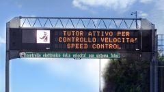 Tutor autostrade, come funziona davvero il controllo della velocità media