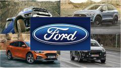Ford, le novità 2019 in uscita: Edge, Mondeo SW hybrid e un B-SUV