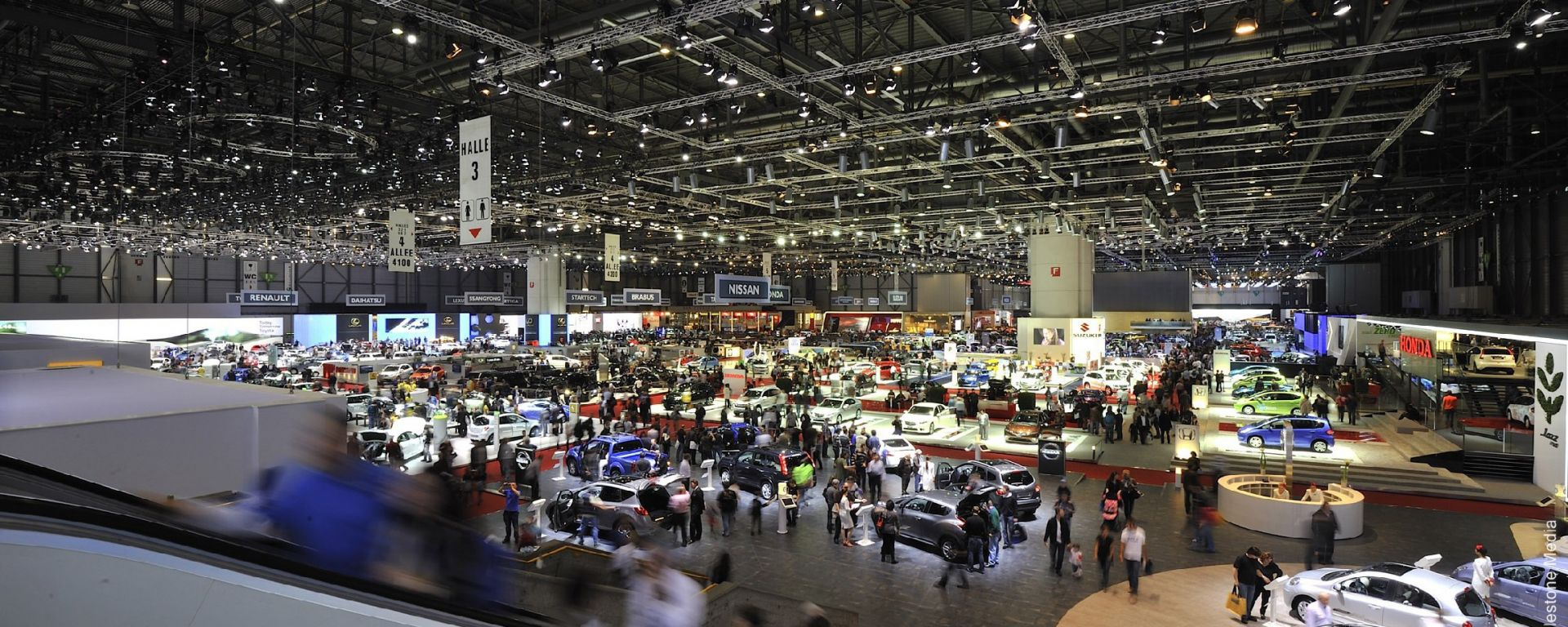 Tutte le novità del Salone di Ginevra 2012, l'elenco aggiornato