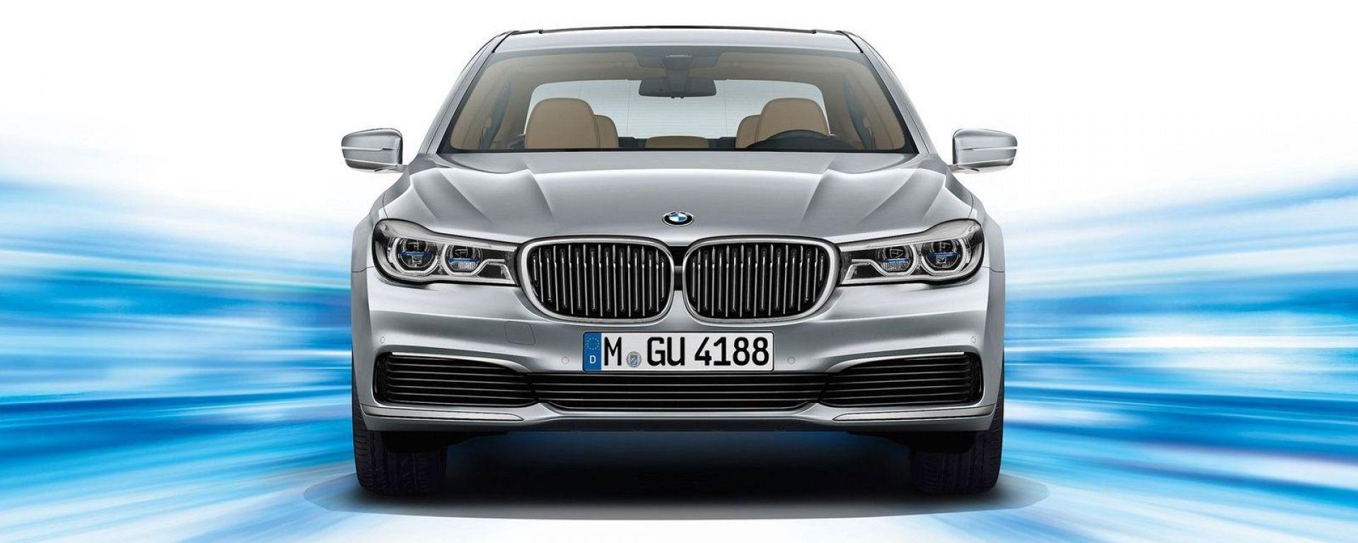 BMW: molte novità per la gamma 2016