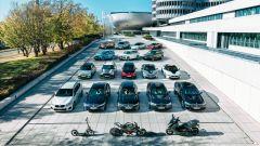 Tutti i modelli elettrici ed elettrificati di BMW