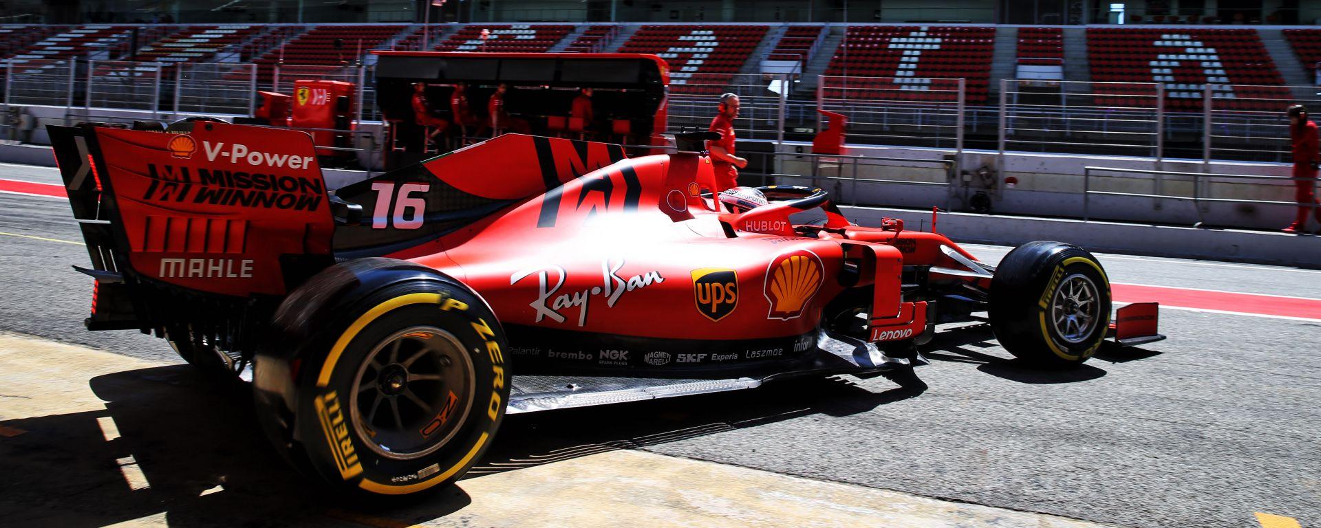 Tutti i numeri dei due giorni di test F1 a Barcellona