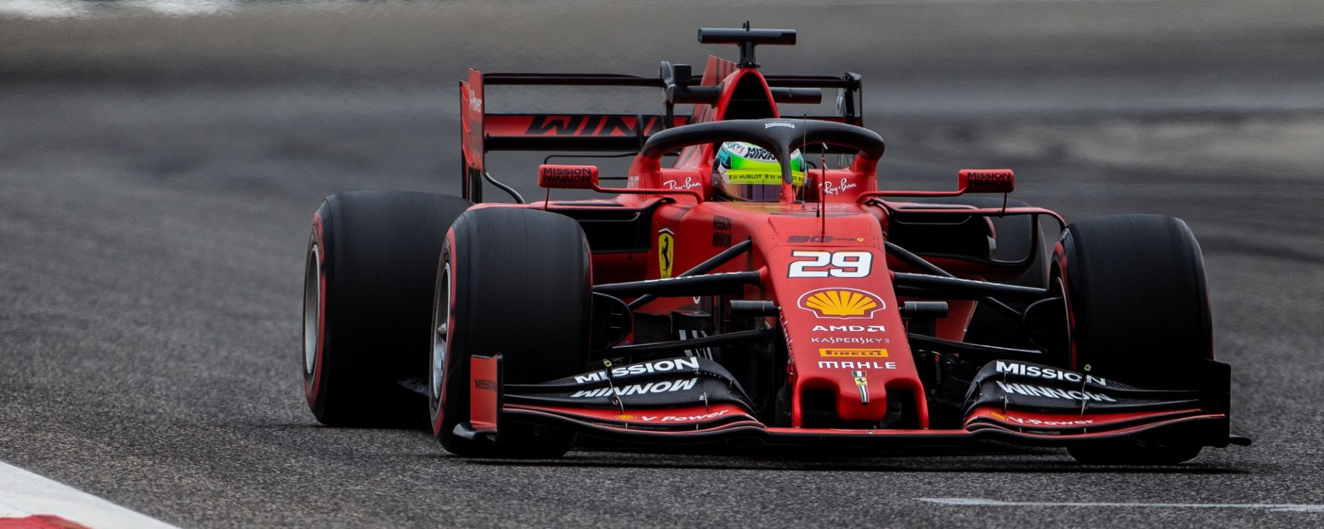 Tutti i numeri dei due giorni di test F1 in Bahrain
