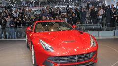 Tutti i segreti della Ferrari F12berlinetta - Immagine: 2