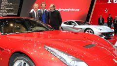Tutti i segreti della Ferrari F12berlinetta - Immagine: 3