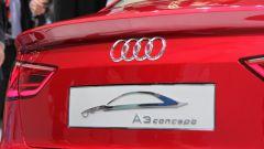 Tutto sulla Audi A3 Concept - Immagine: 23