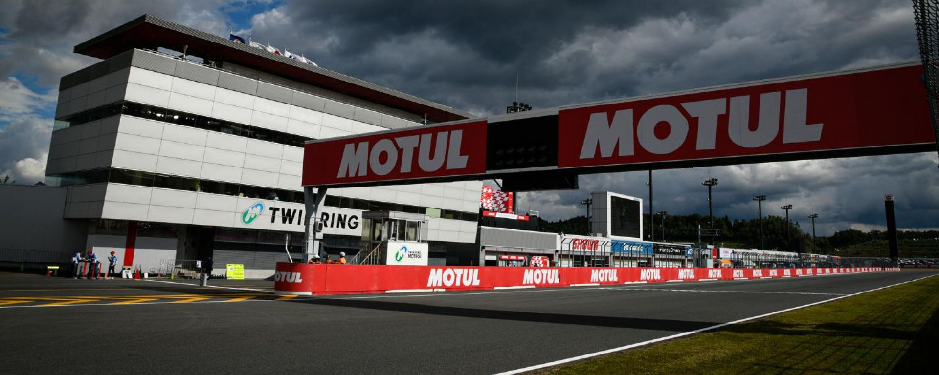 Twin Ring Motegi, GP del Giappone MotoGP