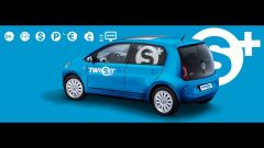 Twist con la Volksvagen Up! - Immagine: 1