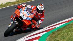 Polemica su Twitter, Lorenzo: Dovizioso e Ducati nel mirino