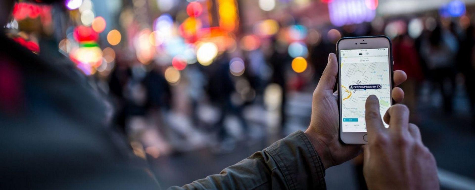 Uber, a New York sorpasso storico
